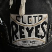 Cletd Reyes Heavy Bag