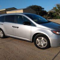 2015 Honda Odyssey Minivan