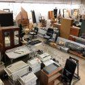 Massive Garage Sale at Old Fremont Motors